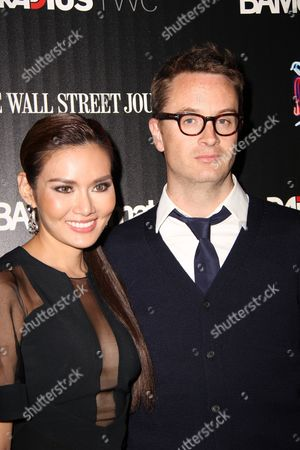 Yayaying Rhatha Phongam and Nicolas Winding Refn