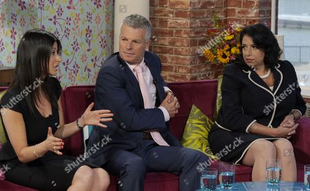 Editorial picture of 'This Morning' TV Programme, London, Britain - 17 Jul 2013