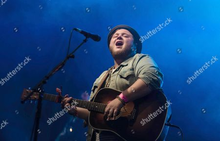 Stock Photo of Of Monsters and Men - Ragnar Thorhallsson