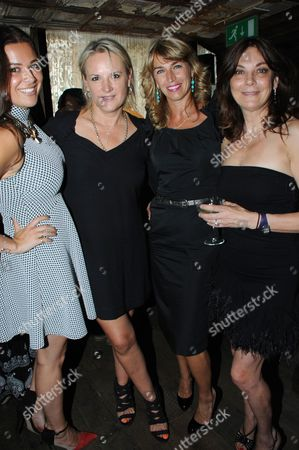 Hannah Young, Caroline Shapiro, Assia Webster and Susan Young