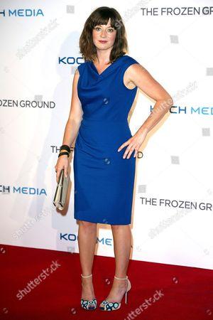 Editorial picture of 'The Frozen Ground' Film Premiere, London, Britain - 17 Jul 2013