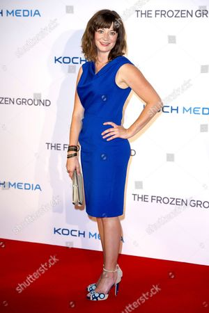 Editorial image of 'The Frozen Ground' Film Premiere, London, Britain - 17 Jul 2013