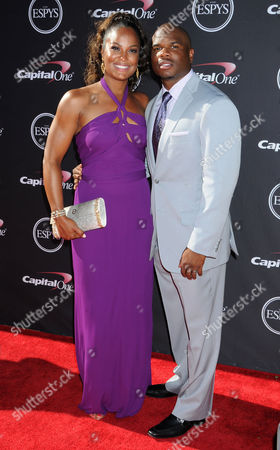 Laila Ali with husband Curtis Conway