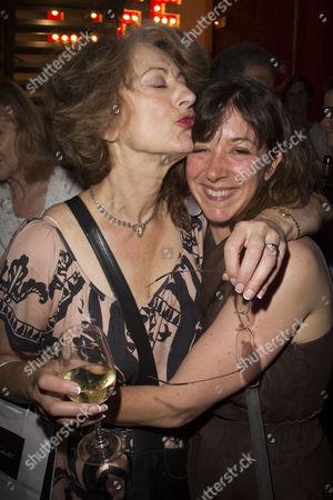 Maureen Lipman and Amy Rosenthal