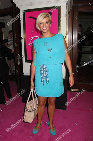 Stock Picture of Caroline Feraday