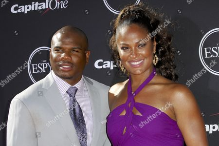 Laila Ali and husband Curtis Conway