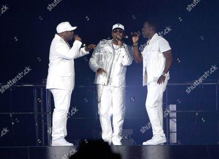 Boyz II Men - Nathan Morris, Wanya Morris and Shawn Stockman