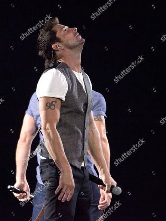 98 Degrees - Jeff Timmons