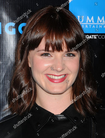 Editorial photo of 'Divergent' and 'Ender's Game' 2013 Comic-Con Party, San Diego, America - 18 Jul 2013