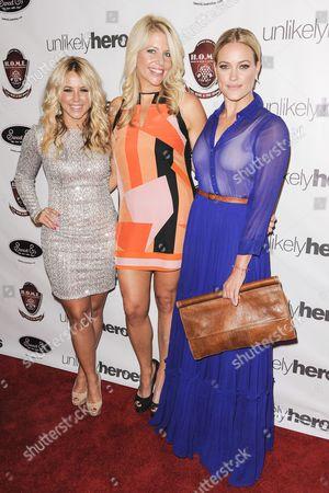 Chelsie Hightower, Erica Greve, Peta Murgatroyd