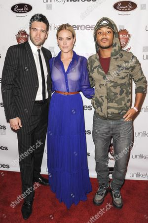 Editorial picture of Anti-Human Trafficking Organization 'Unlikely Heroes' event, Los Angeles, America - 18 Jul 2013