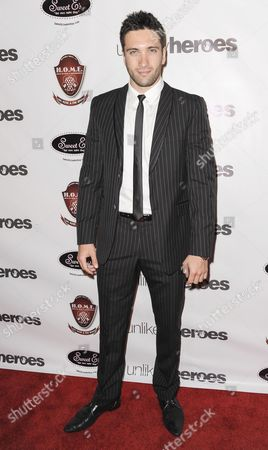Editorial image of Anti-Human Trafficking Organization 'Unlikely Heroes' event, Los Angeles, America - 18 Jul 2013