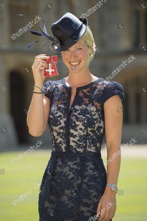 Editorial image of Investitures at Windsor Castle, Berkshire, Britain - 19 Jul 2013