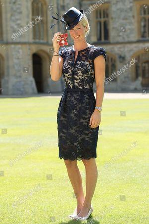 Editorial photo of Investitures at Windsor Castle, Berkshire, Britain - 19 Jul 2013