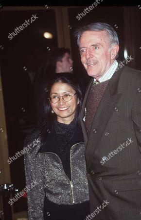 JOHN ASTIN AND WIFE