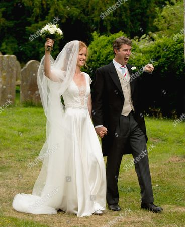 Alicia Fox-Pitt and Sebastian Stoddart