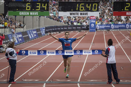 Editorial picture of Lottery Run at Olympic Stadium, London, Britain - 21 Jul 2013