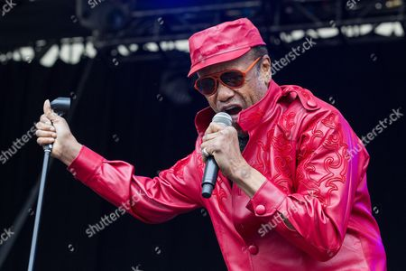 Bobby Womack on the Obelisk Stage