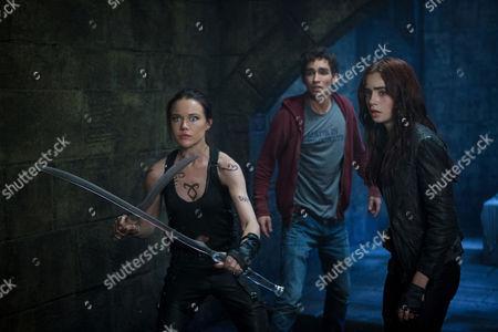 The Mortal Instruments City of Bones - Lily Collins, Robert Sheehan, Jemima West