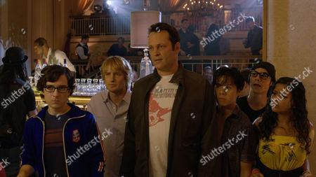 The Internship - Josh Brener, Owen Wilson, Vince Vaughn, Tobit Raphael, Tiya Sircar, Dylan O'Brien