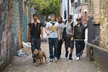 Shank, Jan Uddin, Michael Socha, Kedar Williams-Stirling, Ashley Thomas, Adam Deacon