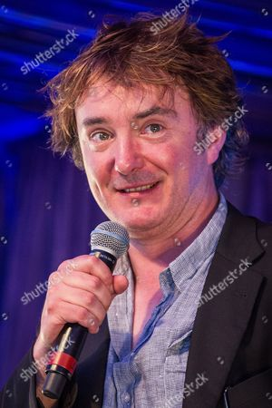 Dylan Moran stand up performance in the Comedy Arena