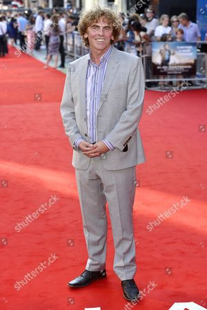 Editorial image of 'Alan Partridge: Alpha Papa' film premiere, London, Britain - 24 Jul 2013