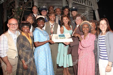 Director Michael Wilson, Adepero Oduye, Cuba Gooding Jr, Vanessa Williams, Tom Wopat, Cicely Tyson, Hallie Foote