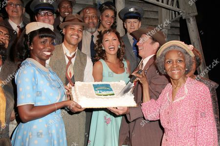 Stock Photo of Adepero Oduye, Cuba Gooding Jr, Vanessa Williams, Tom Wopat, Cicely Tyson
