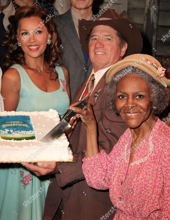 Vanessa Williams, Tom Wopat, Cicely Tyson