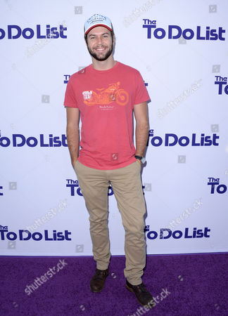 Editorial image of 'The To Do List' film premiere, Los Angeles, America - 23 Jul 2013