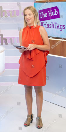 Editorial photo of 'This Morning' TV Programme, London, Britain - 24 Jul 2013