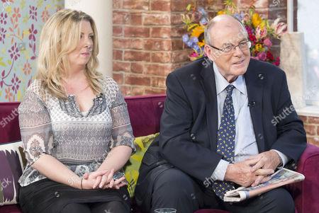 Marcia Moody and Arthur Edwards