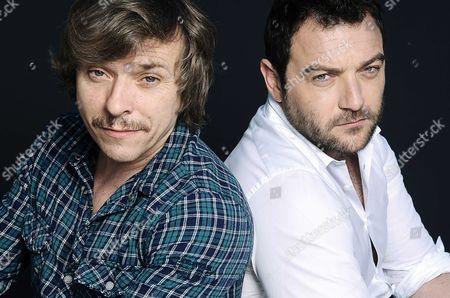 Pascal Demolon and Denis Menochet