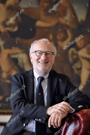 Editorial picture of Giorgio Orsoni, Rome, Italy - 08 Jun 2013