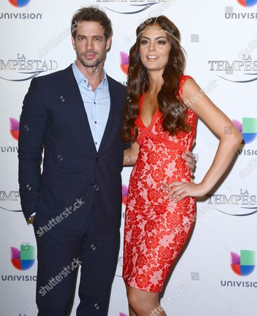 William Levy and Ximena Navarrete