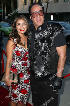 Andrew Dice Clay and Valerie Vasquez