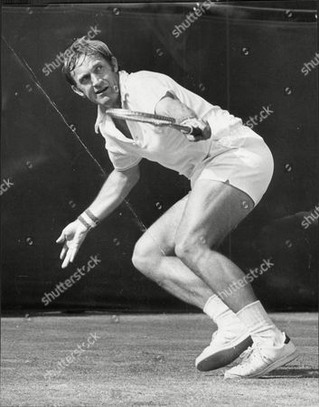 Tennis Player Tony Roche In Action At Wimbledon Anthony 'tony' Dalton Roche (born 17 May 1945) Is A Former Professional Australian Tennis Player Native Of Tarcutta. He Played Junior Tennis In The New South Wales Regional City Of Wagga Wagga.[2] He Won One Grand Slam Singles Title And Thirteen Grand Slam Doubles Titles And Was Ranked As High As World No. 2 By Lance Tingay Of The Daily Telegraph In 1969.[1] He Also Coached Multi-grand Slam Winning World No. 1s Ivan Lendl Patrick Rafter Roger Federer Lleyton Hewitt And Former World No. 4 Jelena Doki?.