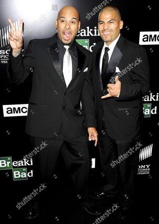 Editorial picture of 'Breaking Bad' TV Series Finale Season Premiere, Los Angeles, America - 24 Jul 2013