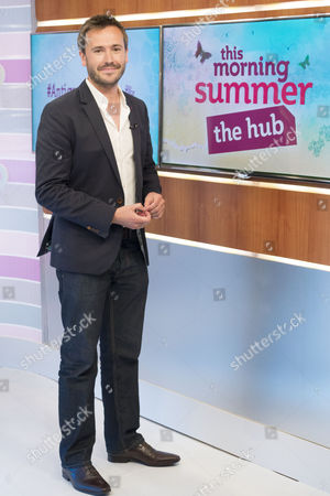 Editorial image of 'This Morning' TV Programme, London, Britain - 26 Jul 2013