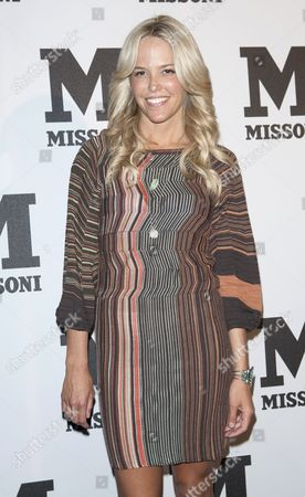 Editorial picture of M Missoni is for Music event, New York, America - 25 Jul 2013