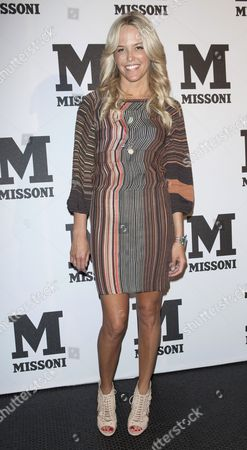 Editorial photo of M Missoni is for Music event, New York, America - 25 Jul 2013