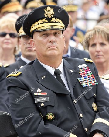 United States Army General Ray Odierno, Chief of Staff of the Army