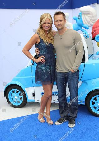 Editorial photo of 'The Smurfs 2' film premiere, Los Angeles, America - 28 Jul 2013