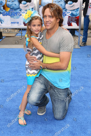 Dannielynn Birkhead and Larry Birkhead
