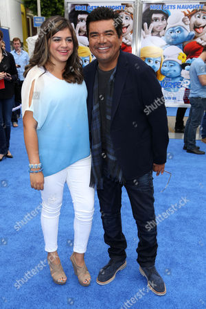Editorial picture of 'The Smurfs 2' film premiere, Los Angeles, America - 28 Jul 2013