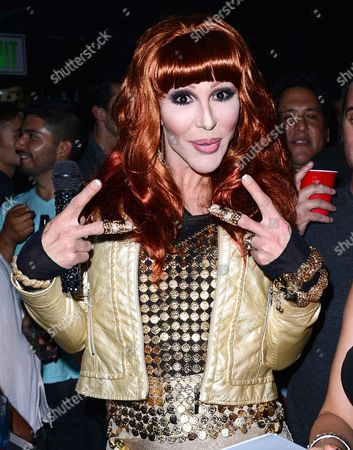 Stock Picture of Chad Michaels