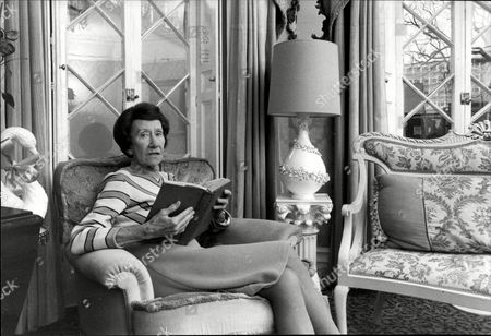 Editorial photo of Actress Dame Flora Robson At Home In Brighton Dame Flora Mckenzie Robson Dbe (28 March 1902 Oo 7 July 1984) Was An English Actress And Star Of The Theatrical Stage And Cinema Particularly Renowned For Her Performances In Plays Demanding Dramatic And