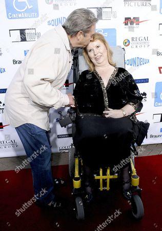 Beau Bridges and Jenni Gold