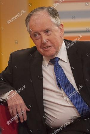 Stock Photo of Lord Lord McNally